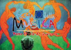 Quarta edizione della Festa della Musica a Todi