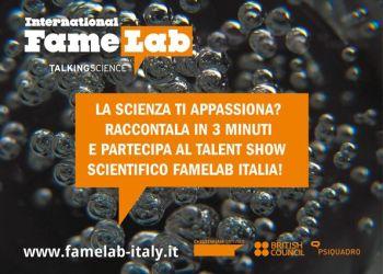 Comunicare la scienza in tre minuti, a Perugia