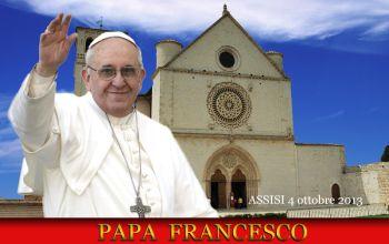 Tutta l'Umbria il 4 ottobre per Papa Francesco