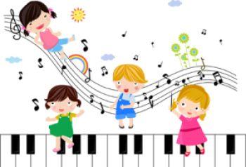 Musica all'asilo del Broglino