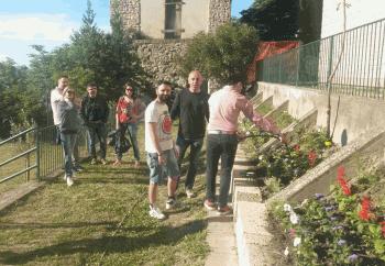Collevalenza e Pian di San Martino: ok ai lavori dei genitori