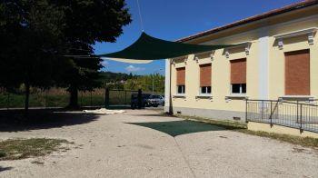 Scuola di P.S. Martino rimessa a nuovo dai genitori