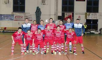 Futsal travolge Narni aspettando il Lecco