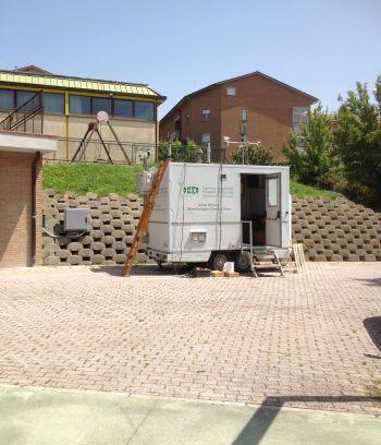 Monitoraggio aria in più zone di Todi per un anno