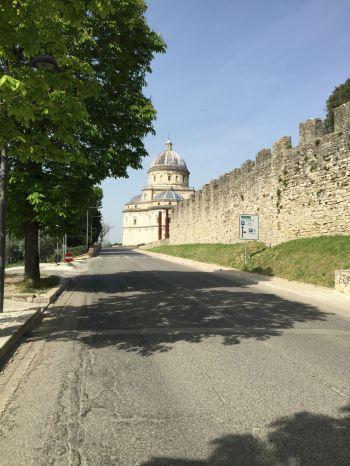 Cresce il turismo a Todi nel mese di aprile