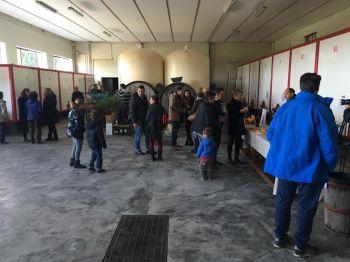 A San Martino 2.000 visitatori per Cantine Aperte