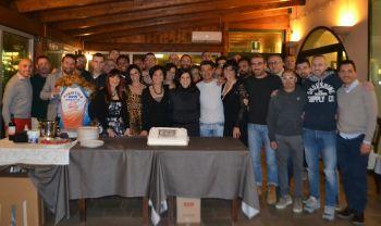 Festa di fine anno per la Podistica Avis Deruta