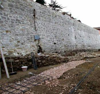 Todi: altri 250 mila euro per le mura urbiche