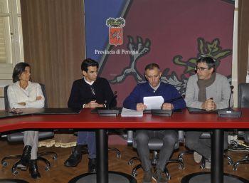 Nuovo Consiglio della Provincia di Perugia