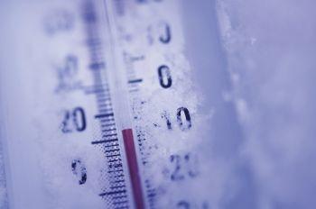 Temperature giù: a Todi -6, Marsciano -7 gradi