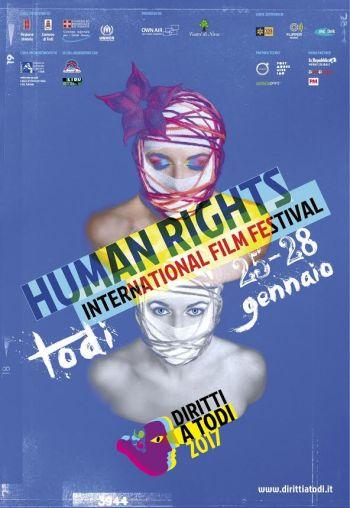 Diritti umani nr. 2: film-festival a Todi