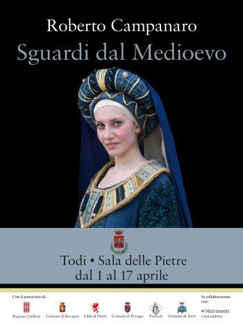 """A Todi la mostra """"Sguardi dal medioevo"""""""