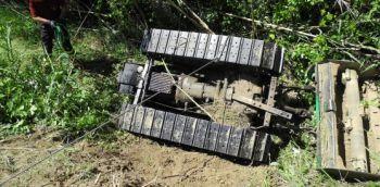 Si ribalta trattore: muore anziano 75enne