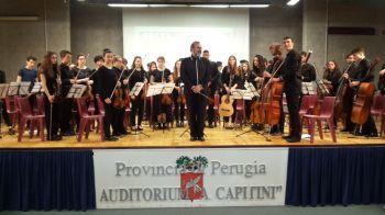 Le scuole dell'Umbria in festa a Perugia