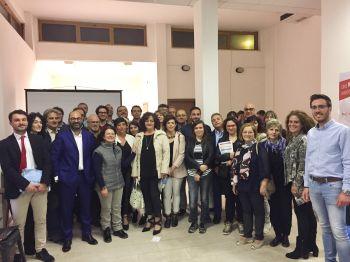 Todi: la squadra per la rielezione di Rossini in campo