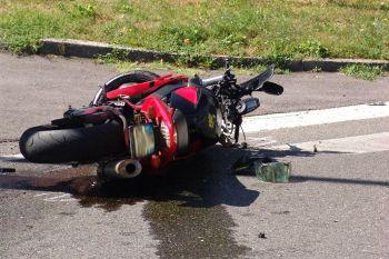 Scontro tra due moto, grave un tuderte