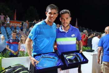 Delbonis re degli Internazionali di Tennis dell'Umbria
