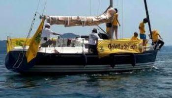 La Goletta analizza i laghi dell'Umbria