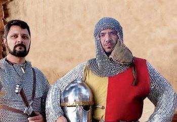 Rievocazione Medioevale a Monte Castello