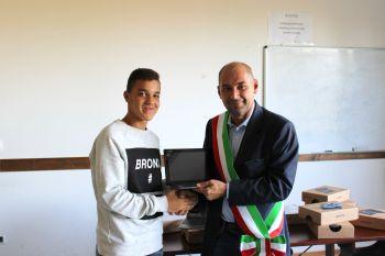 Marsciano, 63 tablet per gli studenti delle prime superiori