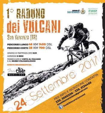 """Primo """"Raduno dei Vulcani"""" a San Venanzo"""