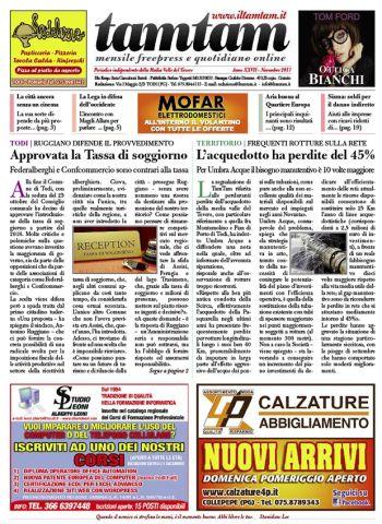 TamTam di novembre 17 « ilTamTam.it il giornale online dell'umbria
