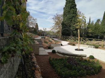 L'Orto della Strega Matteuccia all'Agrario di Todi