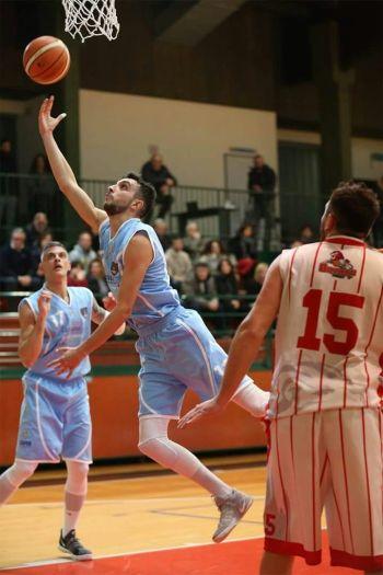 L'Almasa Basket Todi supera il Gualdo 68 a 63