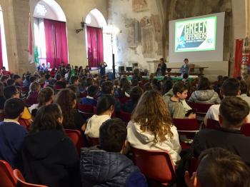 Le scuole più green della città di Todi