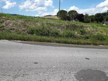 Altre perdite dall'acquedotto a Vasciano e Pesciano