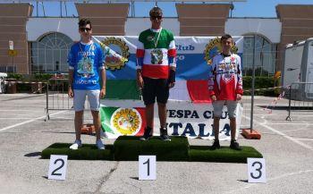 Titolo tricolore per il Vespa Club Todi