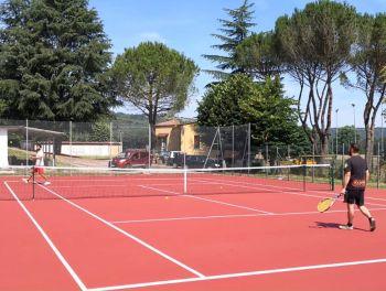 Mercatello ha un nuovo campo da tennis