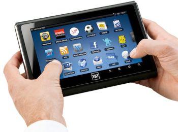 Tablet a scuola a San Venanzo