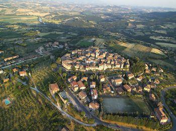 Notte romantica a Monte Castello di Vibio