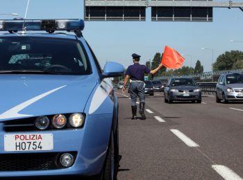 E45 bloccata a Todi Ponterio