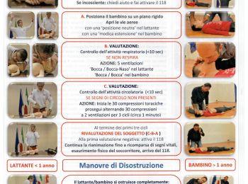 Rianimazione Cardiopolmonare e Disostruzione Pediatriche