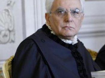 Italia: è Mattarella, il nuovo Presidente