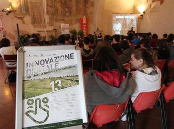 Studenti a scuola di innovazione a Todi