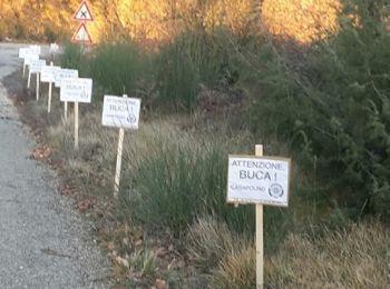 "Camerata di Todi: ""attenzione, buca!"""