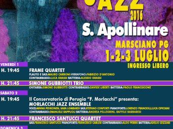 Jazz alla Rocca di S.Apollinare