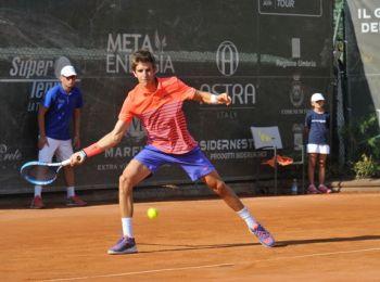 A Todi torna il grande tennis con gli Internazionali dell'Umbria