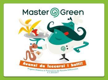MasterGreen, nuovo progetto ambientale di Gesenu
