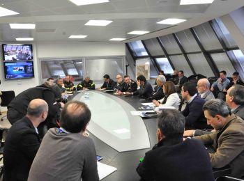 Terremoto e neve: doppia emergenza per l'Umbria