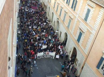 Terni: 3.000 no all'inceneritore