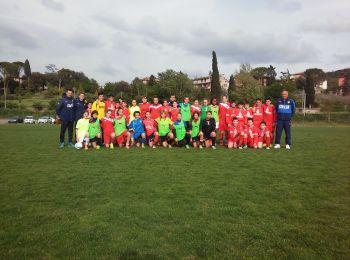 Giovanili Todi contro calcio femminile