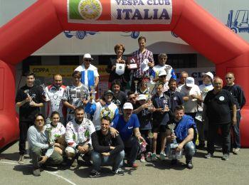 Trofeo di Gimkana in memoria di Attilio Agostini