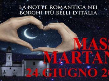 Notte Romantica a Massa Martana