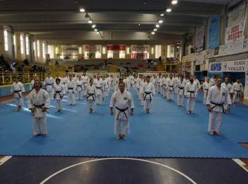 Il karate tradizionale si chiamava To-di