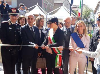 Una nuova casa per l'Arma dei carabinieri