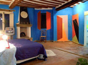 """La """"casa dipinta"""" donata al Comune di Todi"""